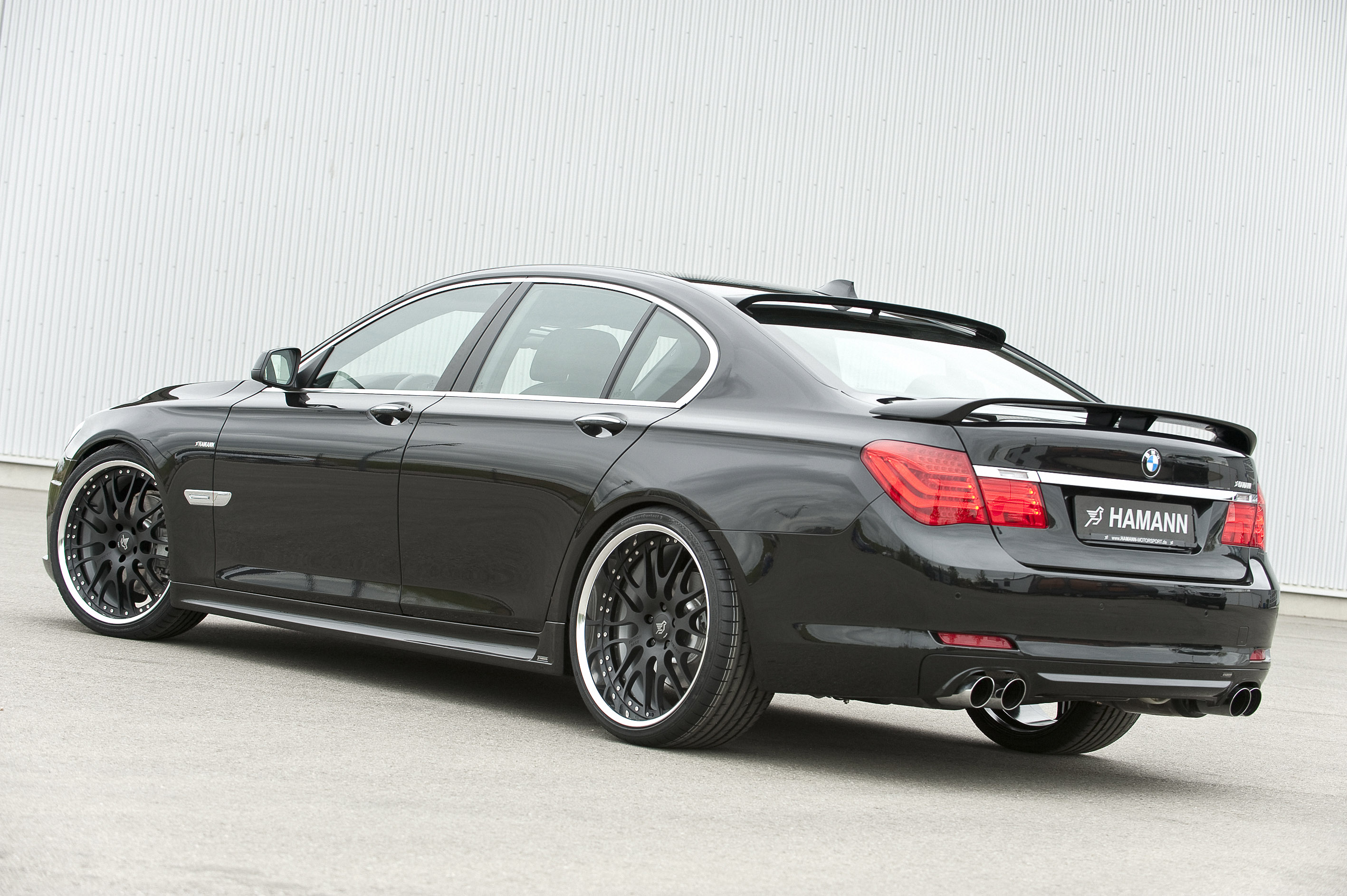 7 Serie Hamann Bmw 7 Series F01 F02 Picture 20458