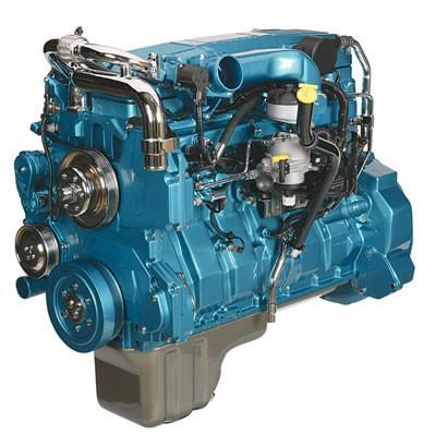 2004-2006 International DT466, DT570, HT570 Engine Wiring Diagram