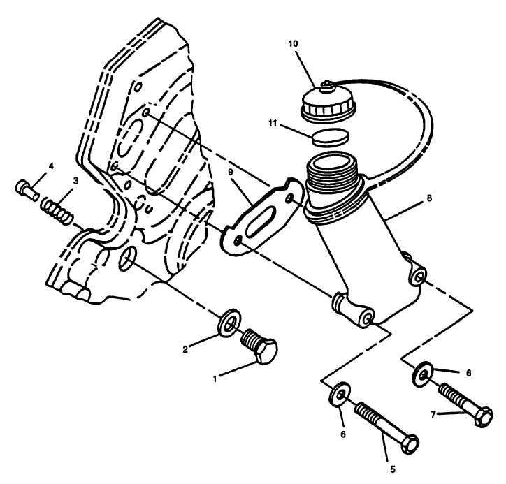 cat engine diagram v8