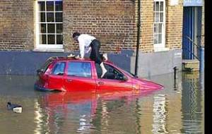 Car Flood