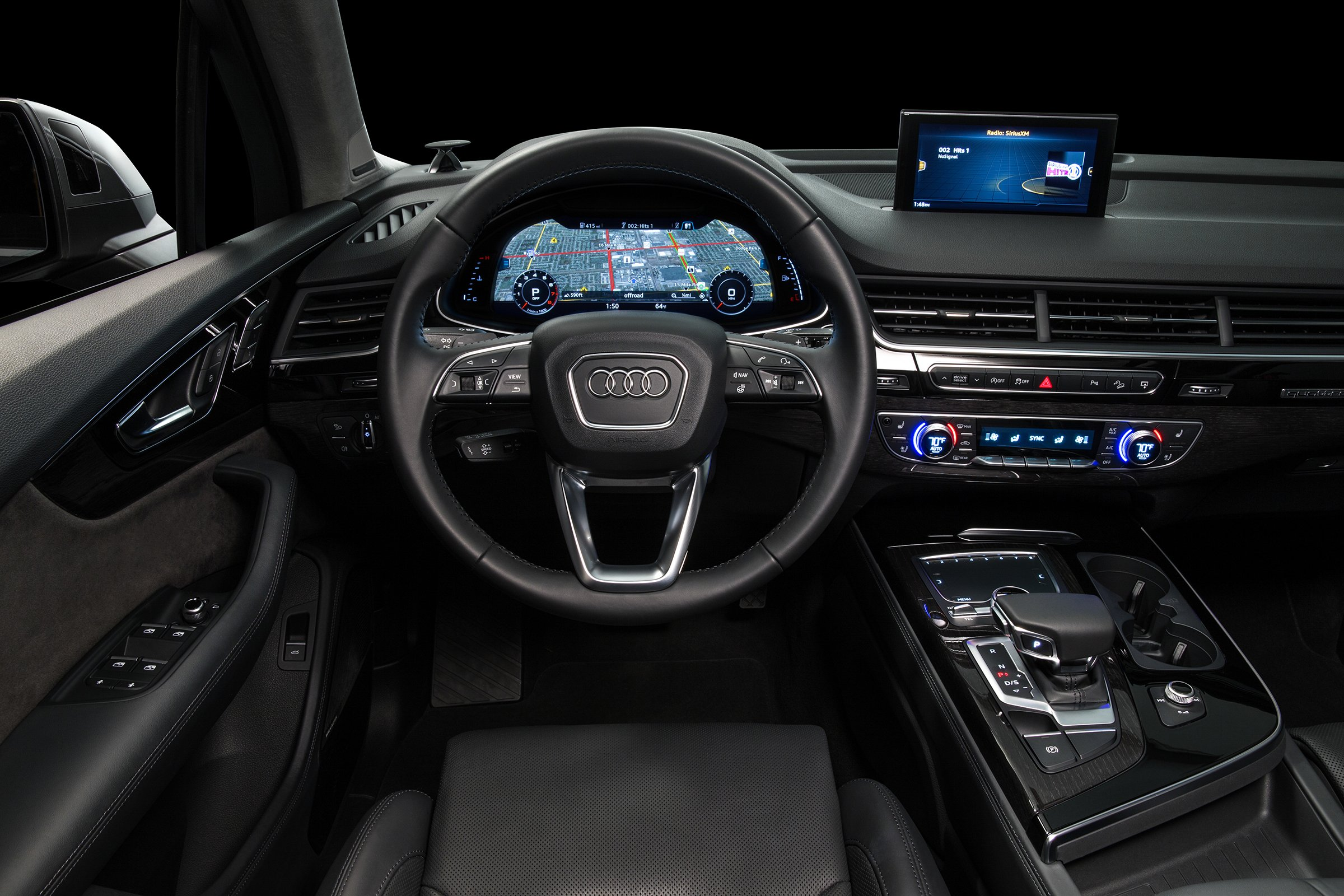 Car Display Wallpaper Vw 2017 Audi Q7 3 0t Great Adventures Automotive Rhythms
