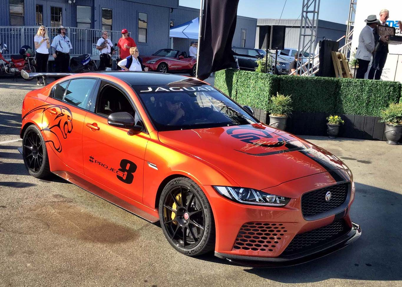 Jaguar Xe Sv Project 8 Jaguar Xe Sv Project 8 A Star Is Born Automotive Rhythms