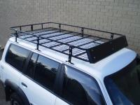 Roof Rack Is an Added Utility