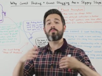 White Board Friday Guest Posts