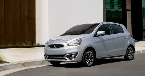 2018 Mitsubishi Mirage Still a Suitable Hatchback