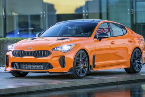 What is the Kia Stinger