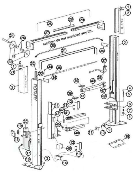 hoist wiring diagram get image about wiring diagram
