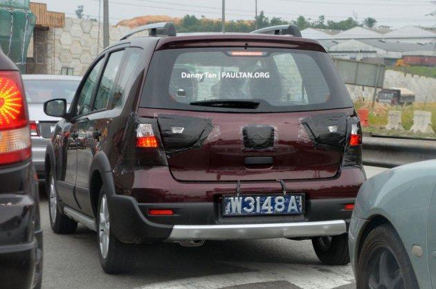 Nissan Livina Baru 2013