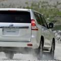 Frankfurt Motor Show 2013, 2014 Toyota Land Cruiser Prado Facelift Back: Nah Ini Dia Toyota Land Curiser Prado Facelift 2014