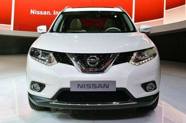 All-new Nissan X-Trail 2014 di Frankfurt Motor Show 2013