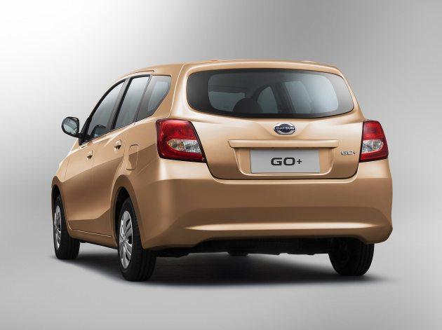 Datsun GO Plus MPV