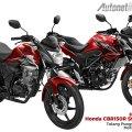 Honda, Honda Verza & Honda CBR150R StreetFighter Tulang Punggung Penjualan Motor Sport PT AHM: Honda Verza dan Honda CB150R StreetFire Dongkrak Penjualan Motor Sport Honda
