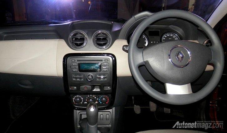 IIMS 2013, Interior Renault Duster Indonesia: Harga Lengkap Renault Duster Sudah Diumumkan Nih!