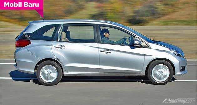 Honda Mobilio type E