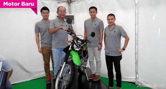 Kawasaki KLX 150L 2013