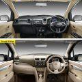 Honda, Interior Honda Mobilio Vs Suzuki Ertiga: Perbandingan Honda Mobilio vs Suzuki Ertiga