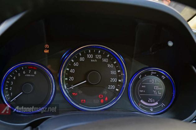Speedometer All-New Honda City 2014
