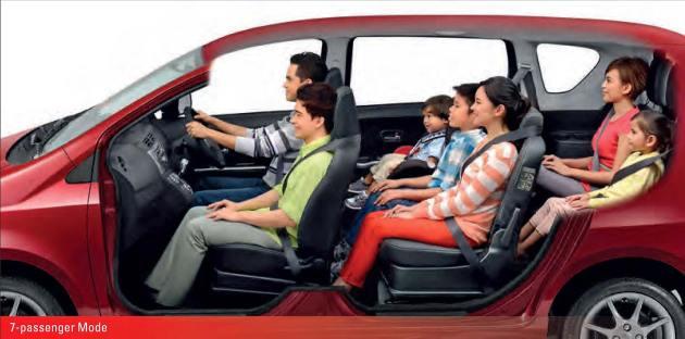 MPV baru 7 penumpang Perodua Alza