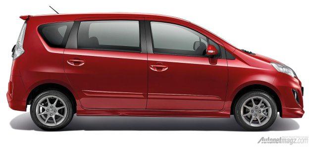 Mobil MPV 7 penumpang baru dari Toyota