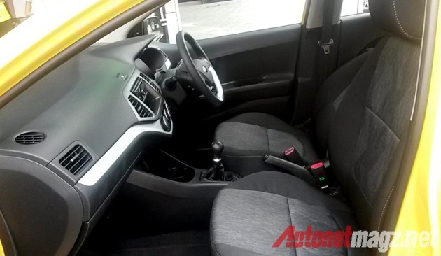 Kia Morning Interior