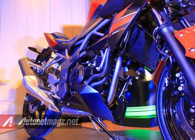 Radiator Kawasaki Z250 SL