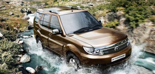 tata safari storme diesel indonesia