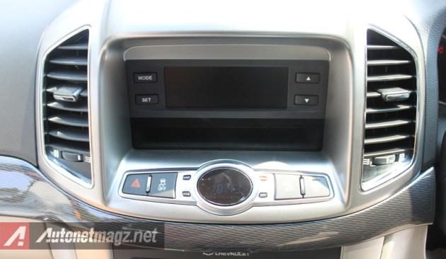 Chevrolet Captiva Facelift MID