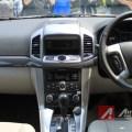Chevrolet, Chevrolet Captiva Facelift Dashboard: First Impression Review 2015 Chevrolet Captiva AWD Facelift
