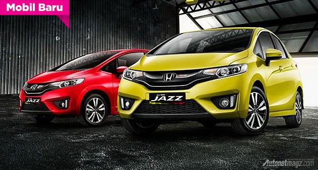 Harga Honda Jazz baru 2014