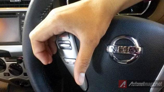 Lampu Steering Switch Control Grand Livina Autech nyala