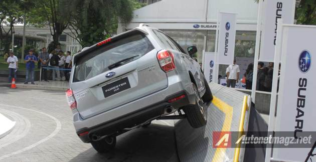 Subaru-Forester-AWD-Challenge