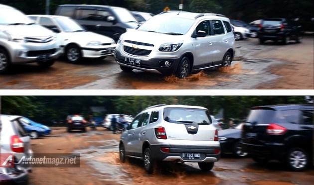 Suspensi Chevrolet Spin Activ Indonesia