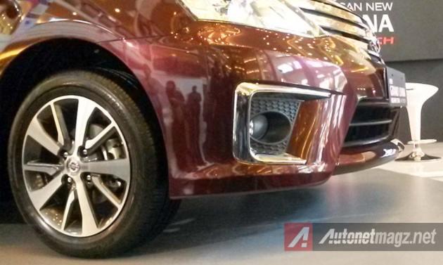 Velg OEM Nissan Grand Livina Autech