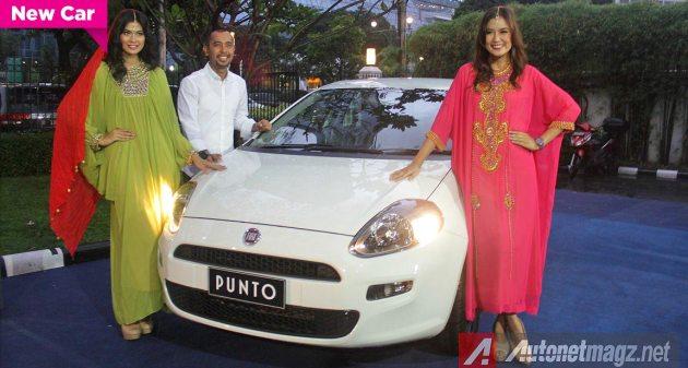 2014 FIAT Punto Launching Indonesia