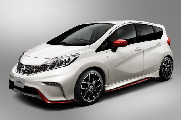 Nissan Note Nismo 2015