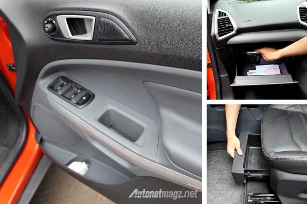 Storage laci mobil Ford EcoSport