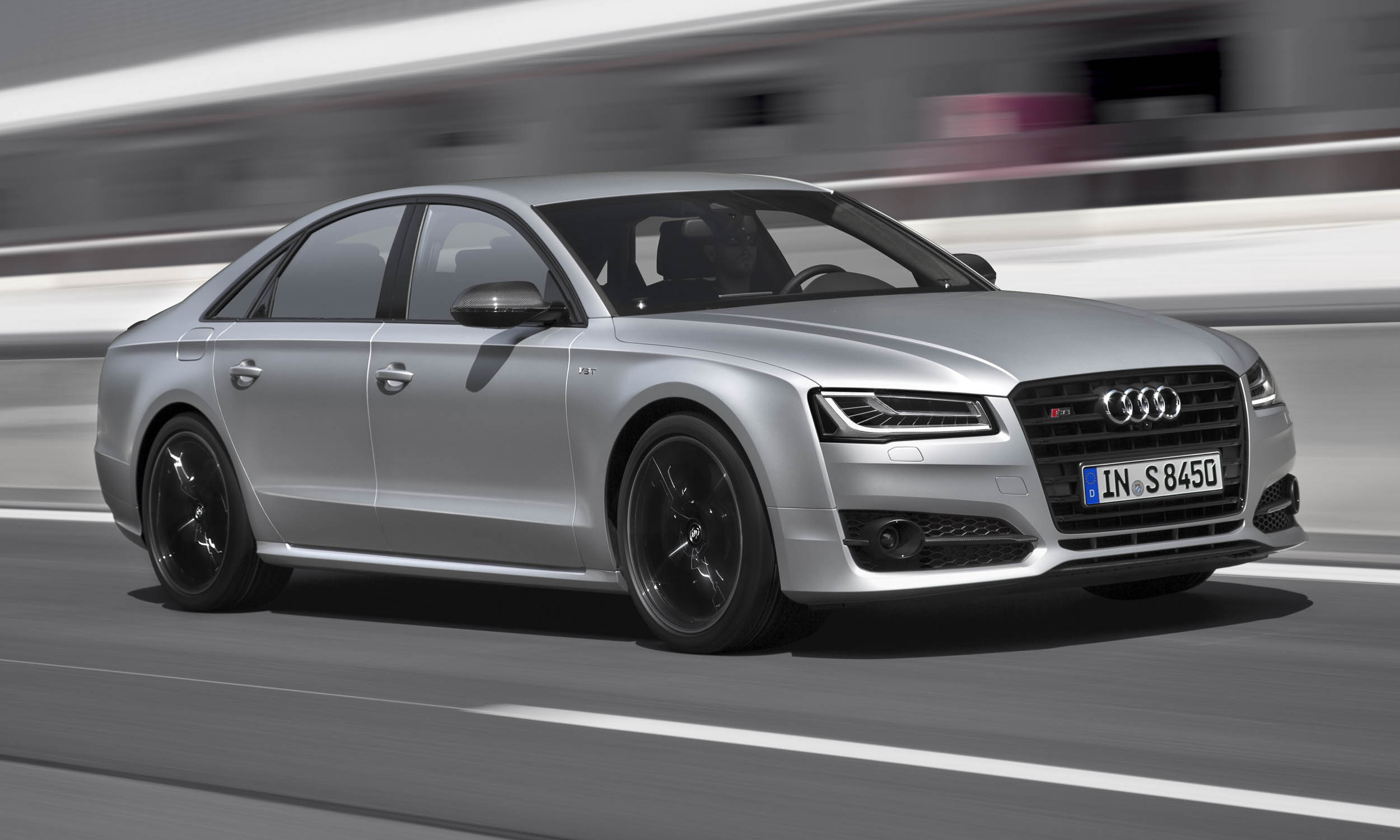 w12 engine of audi a8 produces 500 horsepower