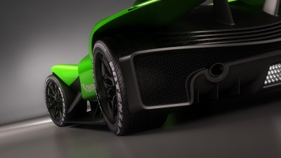 Kawasaki ZX-770R Concept | Autoomagazine