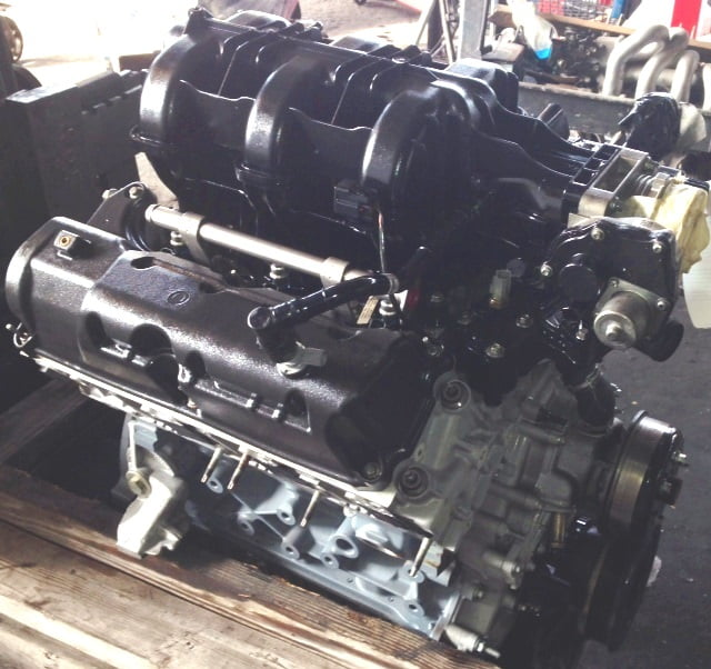 Ford Mustang Engine 40L 2005 2006 2007 2008 2009 2010 A  A Auto