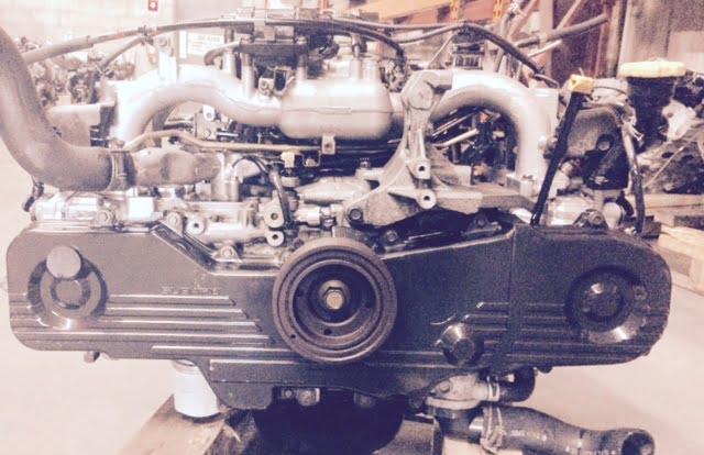 Subaru Legacy Forester Baja SOHC Engine 25L 2000 2001 2002 2003 A