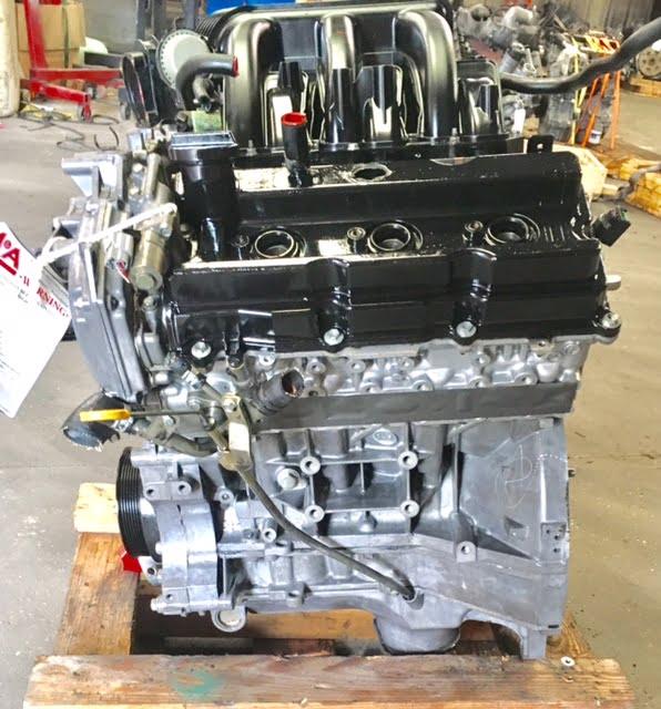 Nissan Pathfinder Xterra Frontier 40L Engine 2005 2006 2007 2008