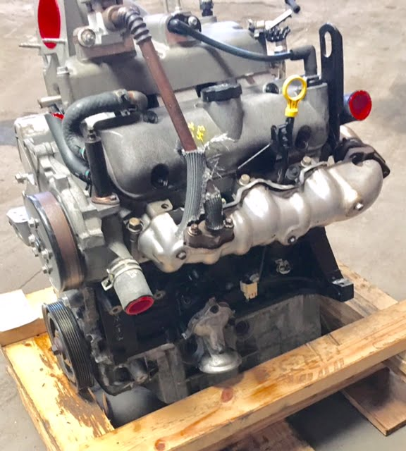 Chevrolet Equinox Torrent 34L Engine 2005 \u2013 2006 A  A Auto