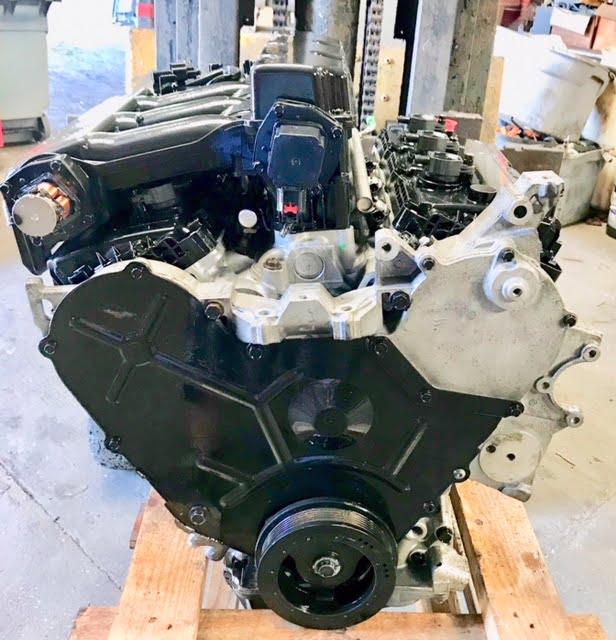 Dodge Avenger Jeep Journey Chrysler Sebring 35L Engine 2007 2008