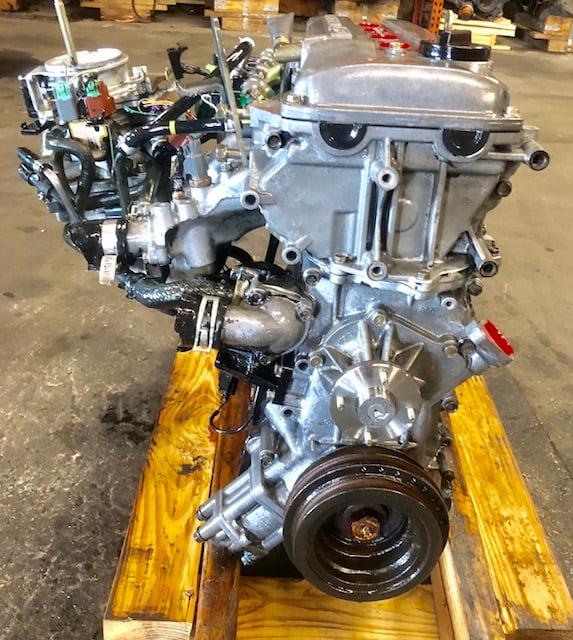 Nissan Frontier Xterra 24L Engine 2001 2002 2003 2004 A  A Auto