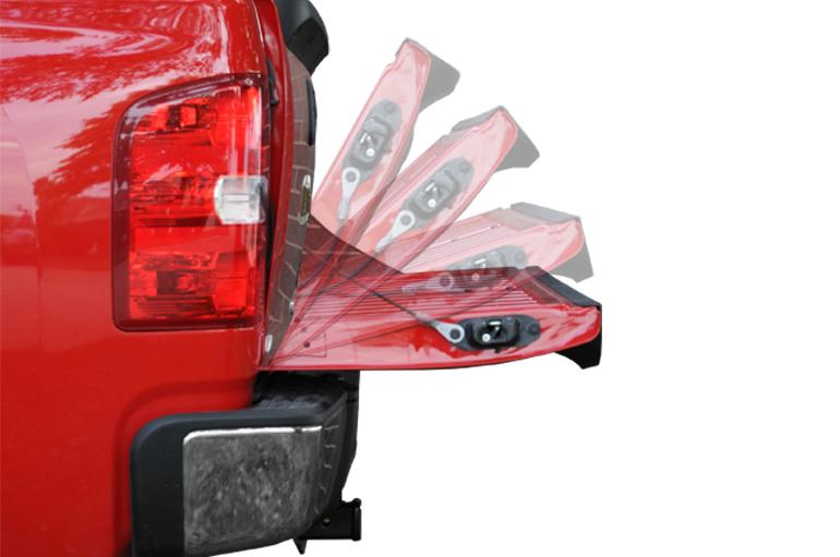 Deezee Truck Tailgate Assist