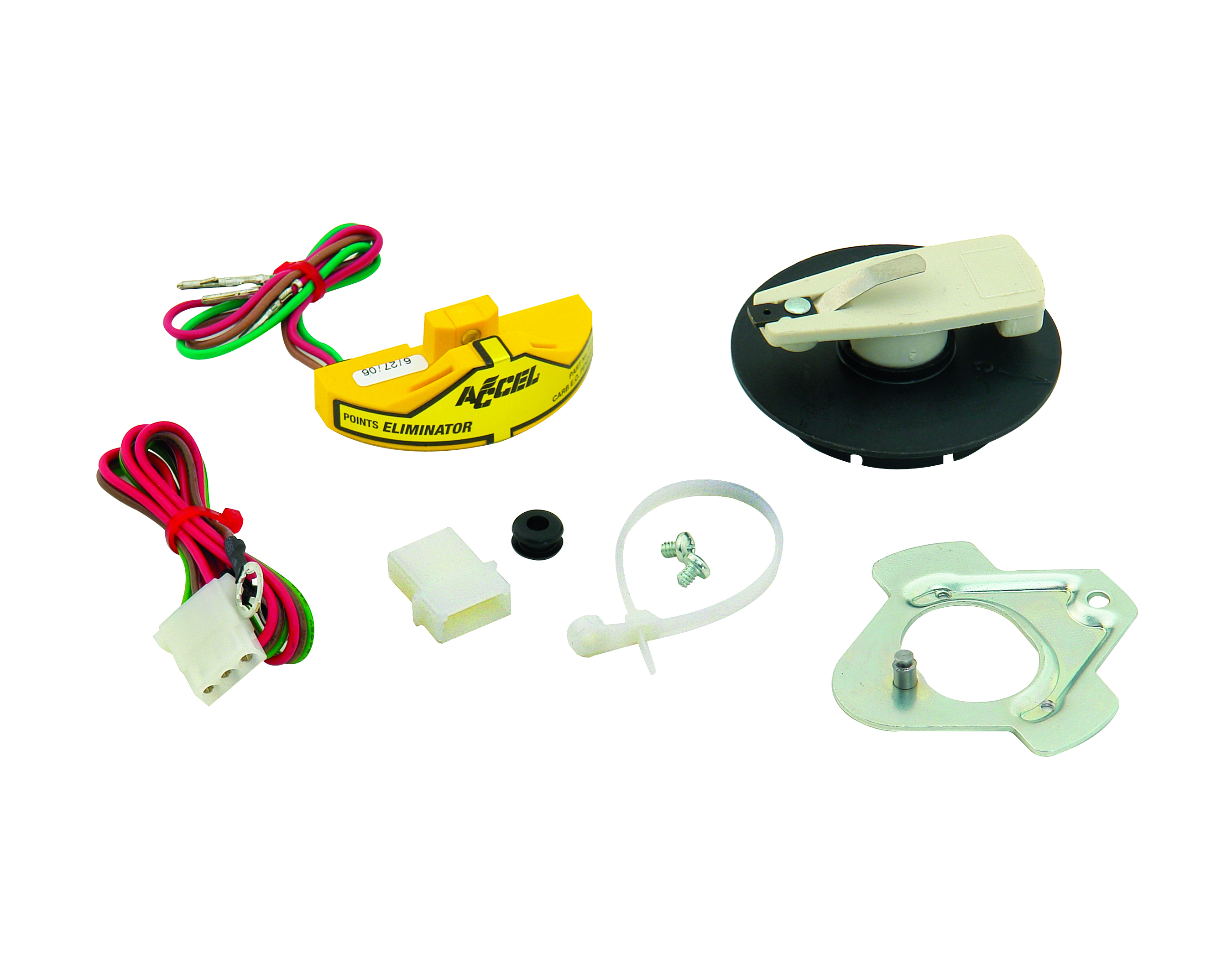 Accel Dual Point Distributor Wiring Diagram Auto Electrical Points Free