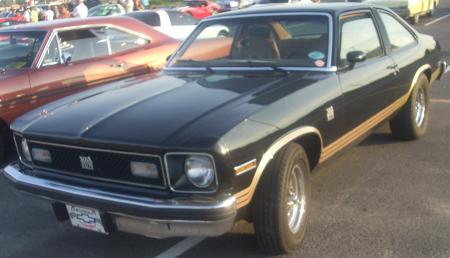 1977 4 Door Chevy Nova For Sale