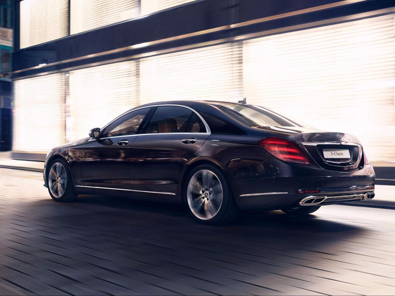 Mb X? S? Mercedes Benz S Class Wallpapers Free Download