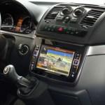 L'autoradio spécifique Alpine pour les Mercedes Vito et Viano