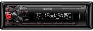 L'autoradio JVC Kenwood KMM-BT35